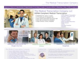 Themedicaltranscriptioncompany.com
