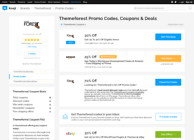 themeforest.bluepromocode.com