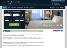 themelrose-washington.hotel-rez.com