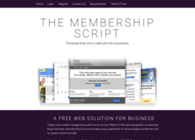 themembershipscript.com