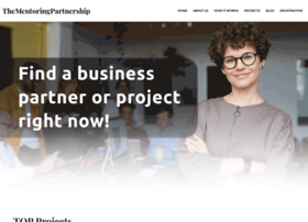 thementoringpartnership.com