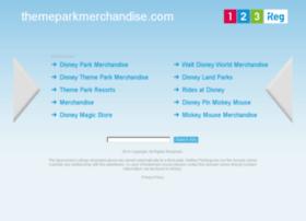 themeparkmerchandise.com