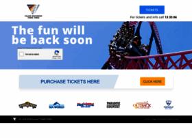 themeparks.com.au