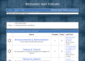 themessianicway.boards.net