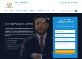 themiamiinjurylawyer.com