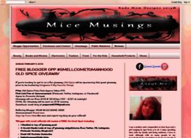 themicemusings.blogspot.com