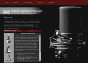 themicrophonestore.com