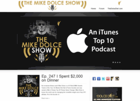 themikedolceshow.com