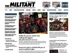 themilitant.com