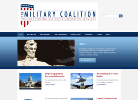 themilitarycoalition.org