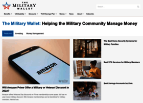 themilitarywallet.com