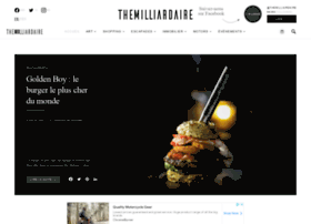 themilliardaire.com