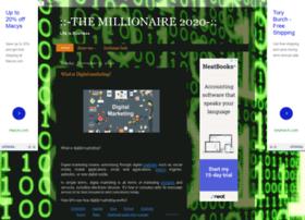 themillionaire2020.blogspot.com