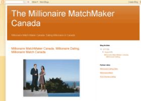 themillionairematchmaker.ca