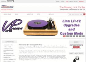 themissinglink-shop.co.uk