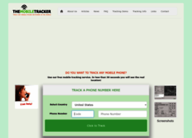 themobiletracker.com