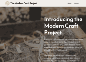 themoderncraftproject.com