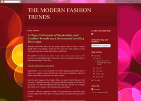 themodernfashiontrends.blogspot.in