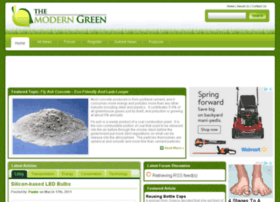 themoderngreen.com