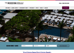 themodernhonolulu.com