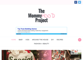 themommyhoodproject.com