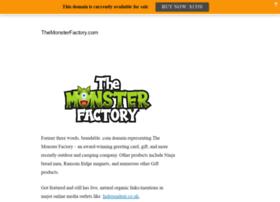 themonsterfactory.com