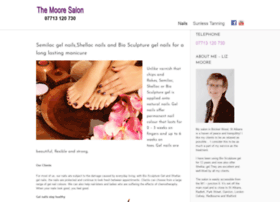 themooresalon.co.uk