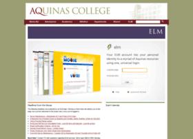themoose.aquinas.edu