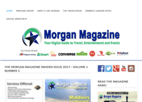 themorganmagazine.com