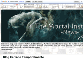 themortalinstrumentsnews.com