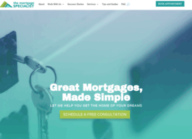 themortgagespecialist.com