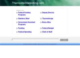 themostpinteresting.com