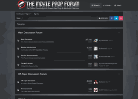 themoviepropforum.com