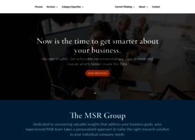 themsrgroup.com