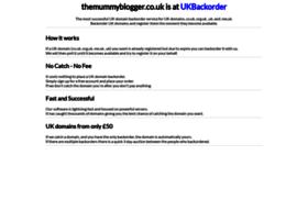 themummyblogger.co.uk