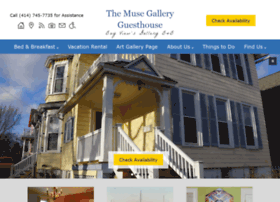themuseguesthouse.com
