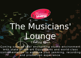 themusicianslounge.in
