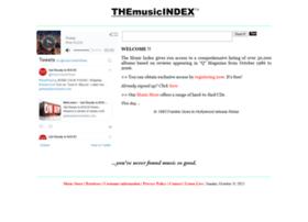 themusicindex.com