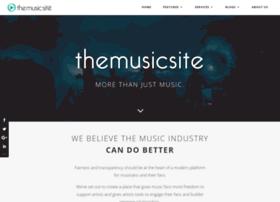 themusicsite.com