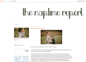 thenaptimereport.blogspot.com