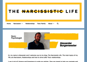 thenarcissisticlife.com
