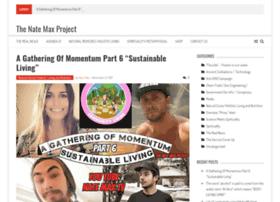 thenatemaxproject.com