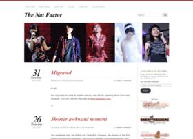 thenatfactor.wordpress.com