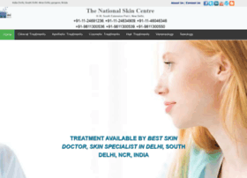 thenationalskincentre.com