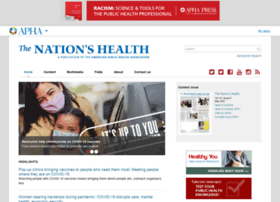 thenationshealth.aphapublications.org