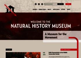 thenaturalhistorymuseum.org