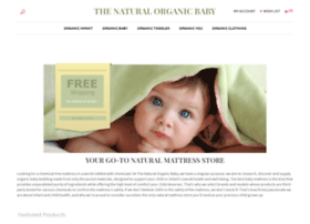thenaturalorganicbaby.com