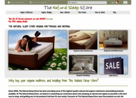 thenaturalsleepstore.com