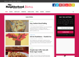 theneighborhoodmoms.com