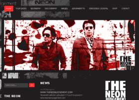 theneonjudgement.com